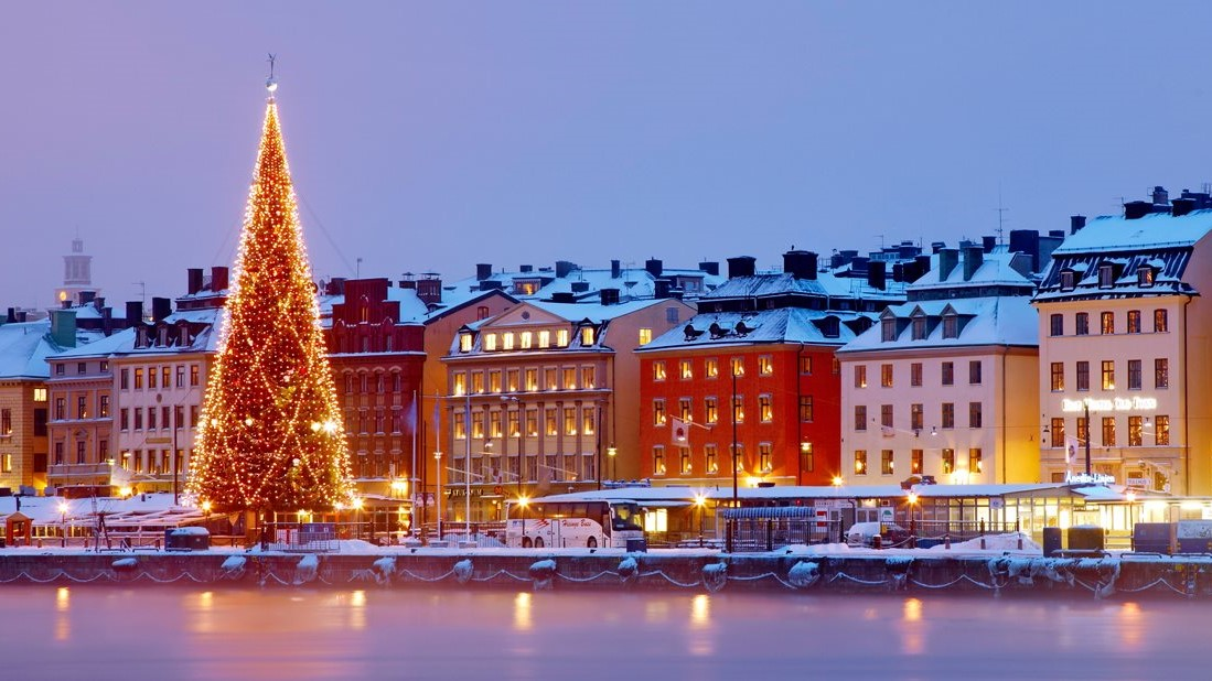 Europe Best Christmas Markets - Stockholm Christmas Market