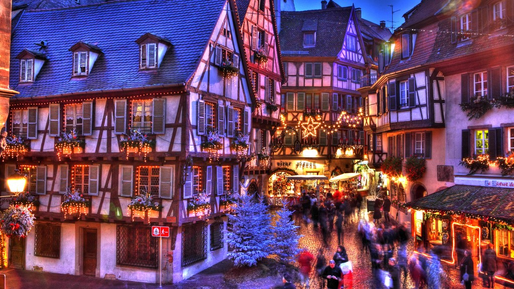 Europe Best Christmas Markets - Colmar Christmas Market
