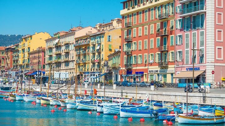 Cheap City Breaks for a Winter Getaway : Nice in France
